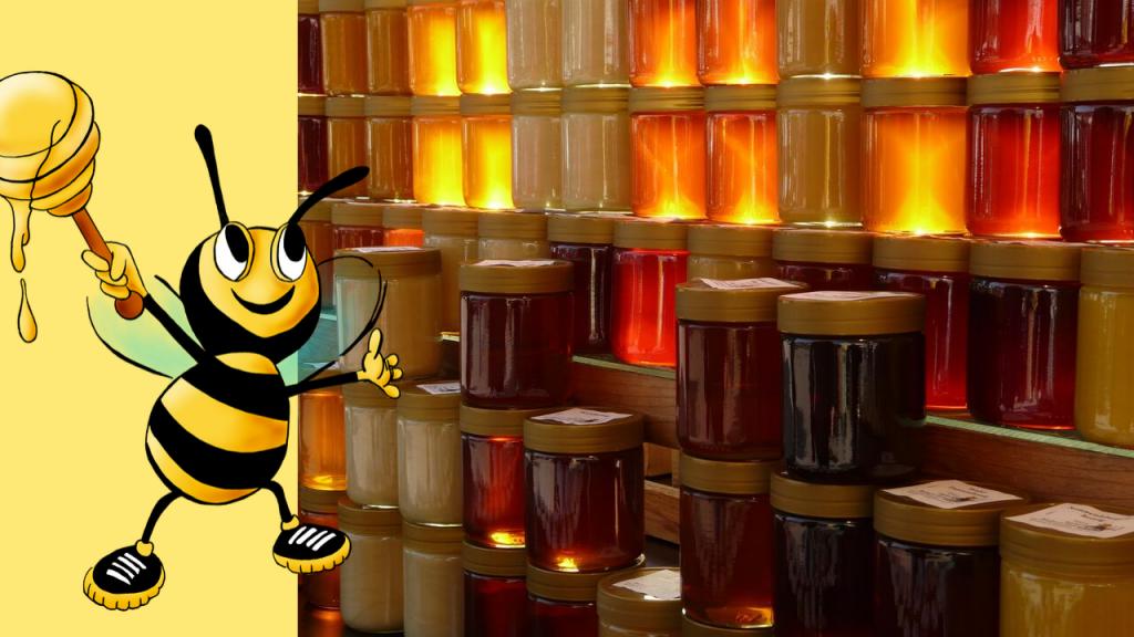 giảm cân bằng mật ong