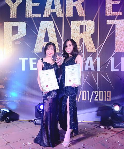 Phạm Thúy Hạnh 2019